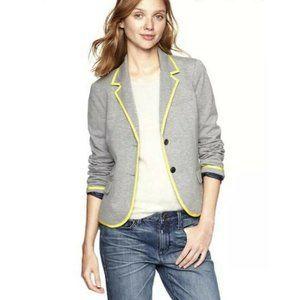 Gap Women's The Academy Gray Blazer Size 4